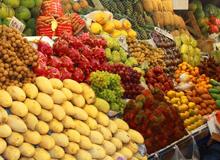 Норма влажности воздуха для фруктов и овощей