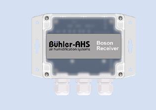 Одноканальный приемник-контроллер Boson Receiver распылительной системы увлажнения воздуха