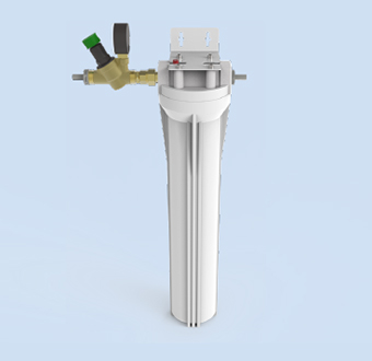 Внешний микрокарбоновый фильтр MCF170 для увлажнения воздуха Buhler-AHS