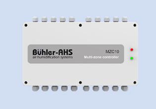 Зональный контроллер MZC10 для системы увлажнения Buhler-AHS