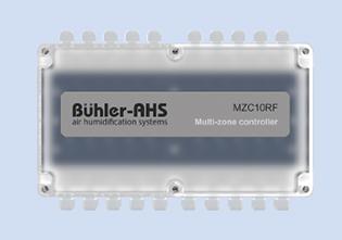 Зональный контроллер с радиоканалом MZC10RF распылительной системы увлажнения Buhler-AHS