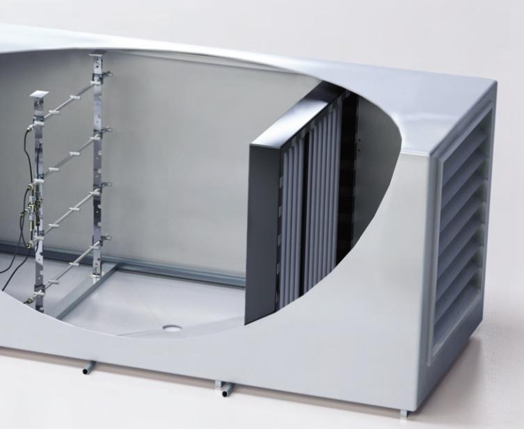 увлажнение воздуха в системах вентиляции