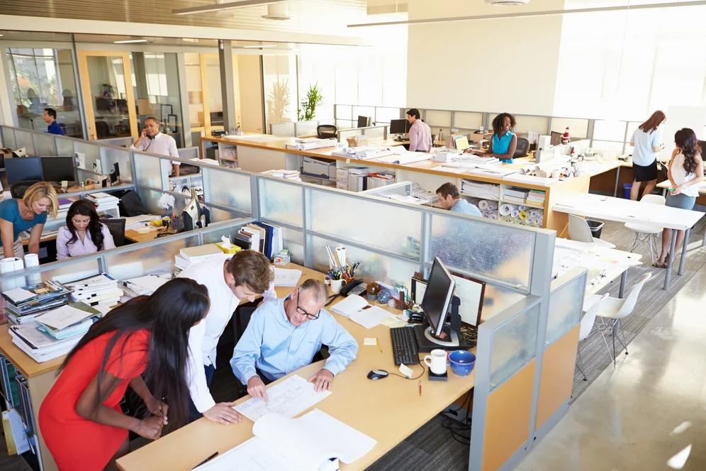 Система увлажнения воздуха для офиса