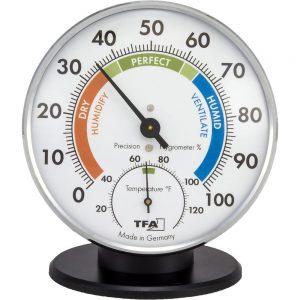 определить влажность воздуха гигрометр