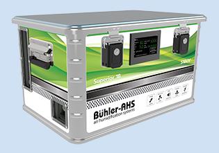 Центральный модуль S18UV адиабатической системы увлажнения воздуха