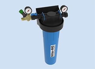 Внешний ультракарбоновый фильтр UCF700 для увлажнения воздуха Buhler-AHS
