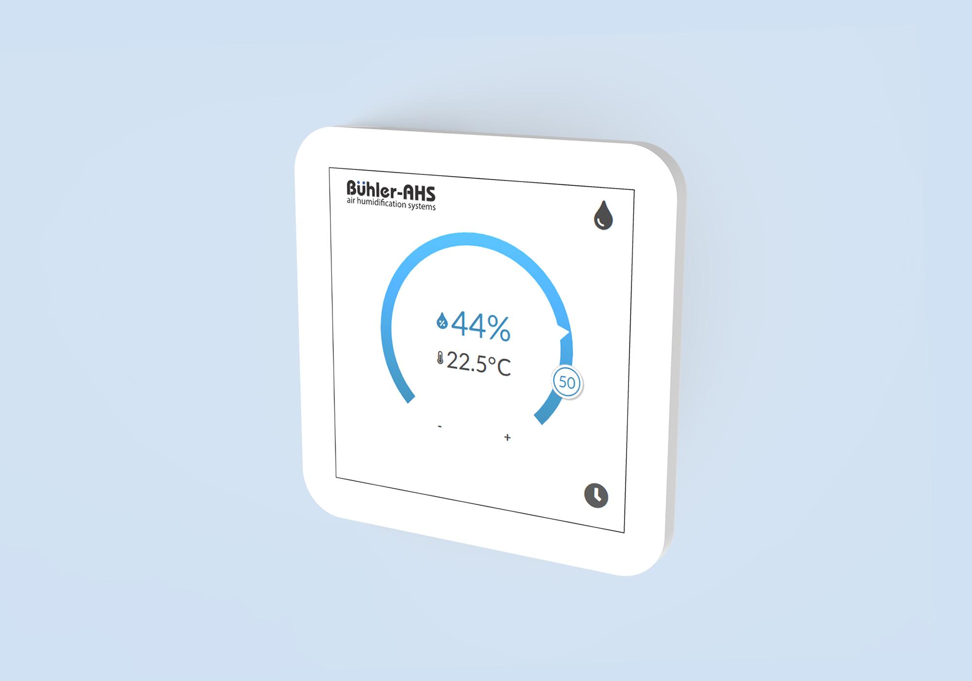 Пульты управления HS2W для системы увлажнения воздуха