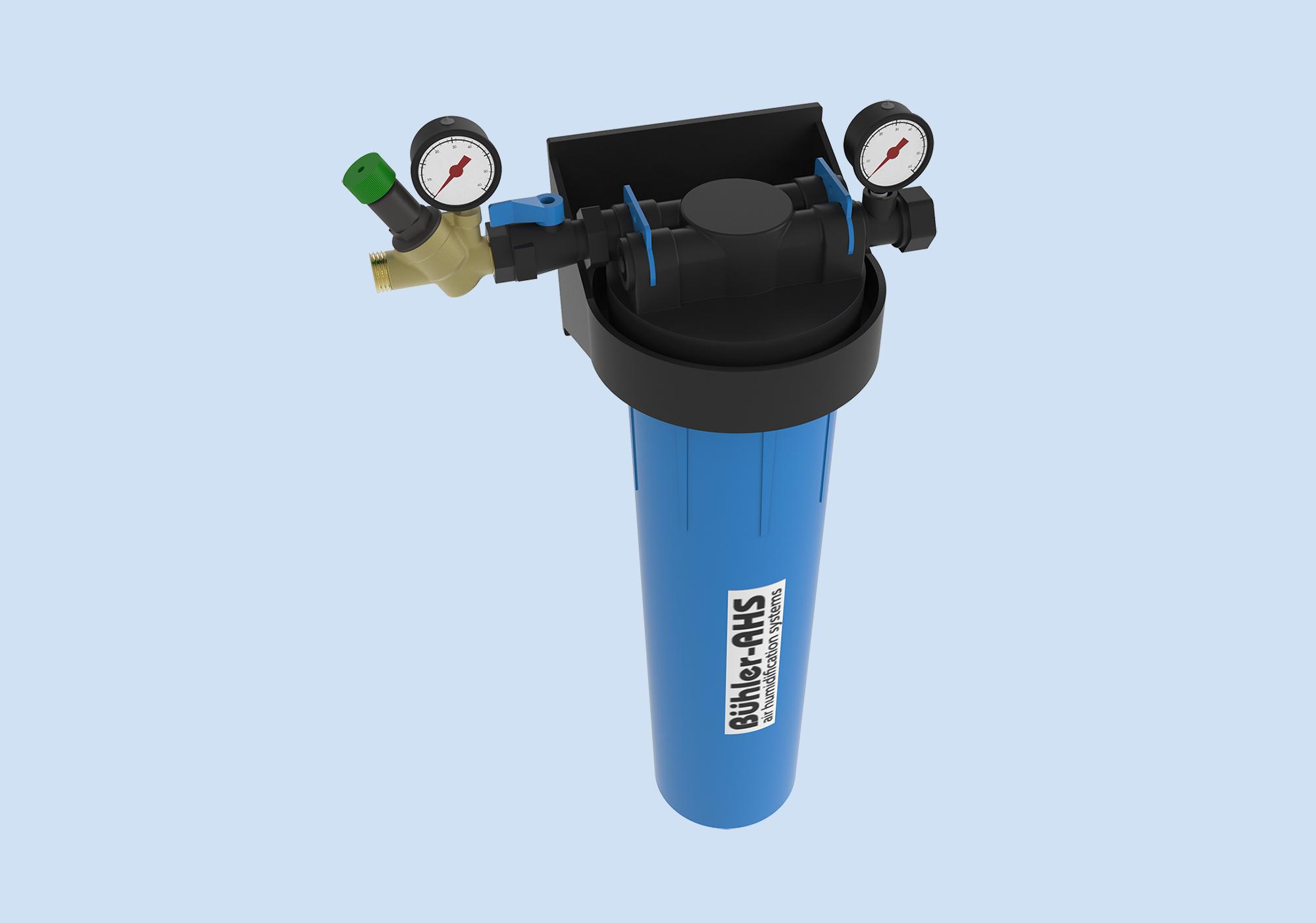 Внешний ультракарбоновый фильтр UCF700 для системы увлажнения воздуха
