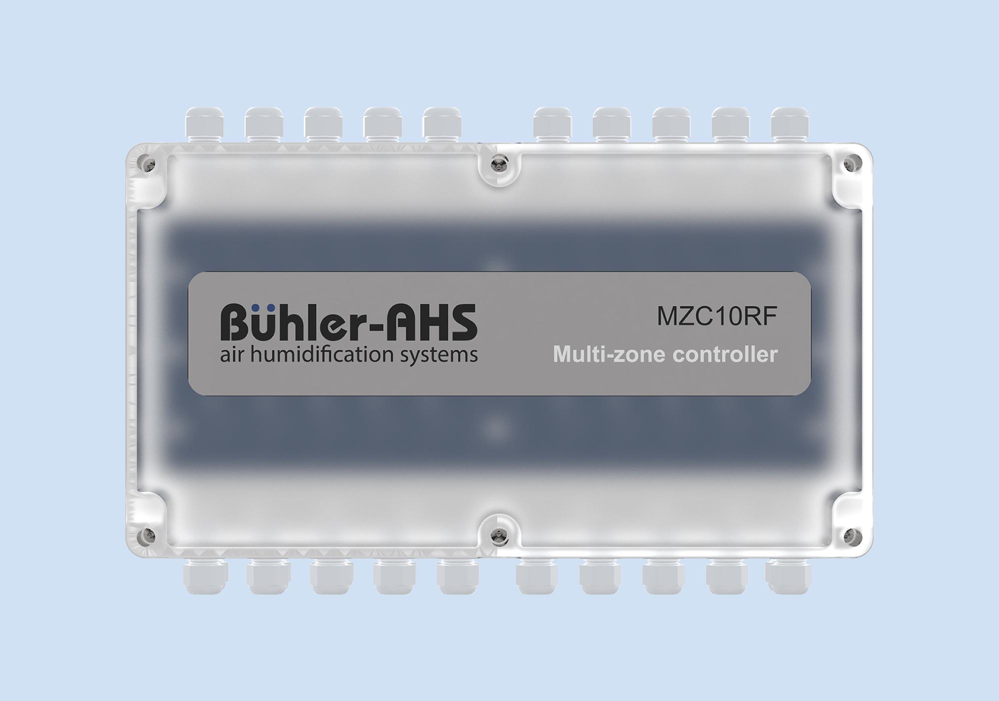 Зональный контроллер с радиоканалом MZC10RF для системы увлажнения воздуха