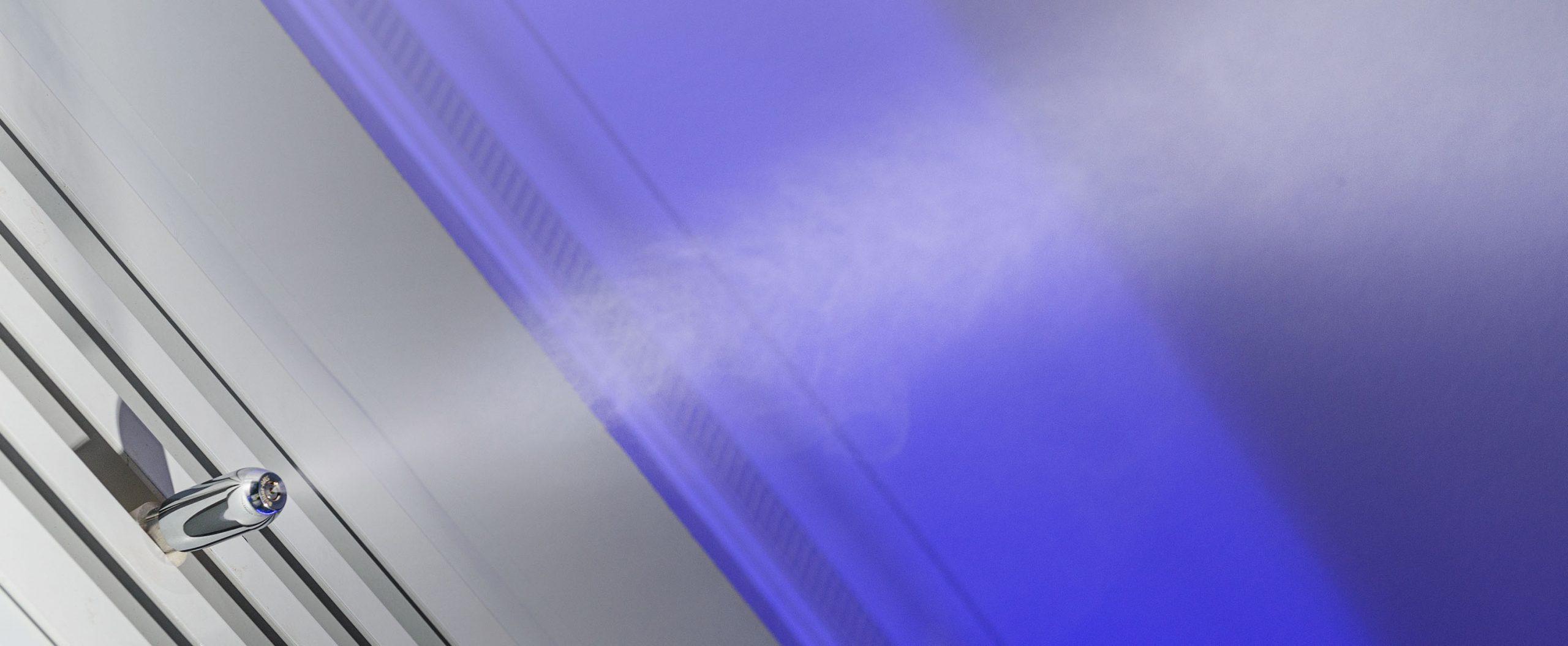 форсуночная система увлажнения воздуха